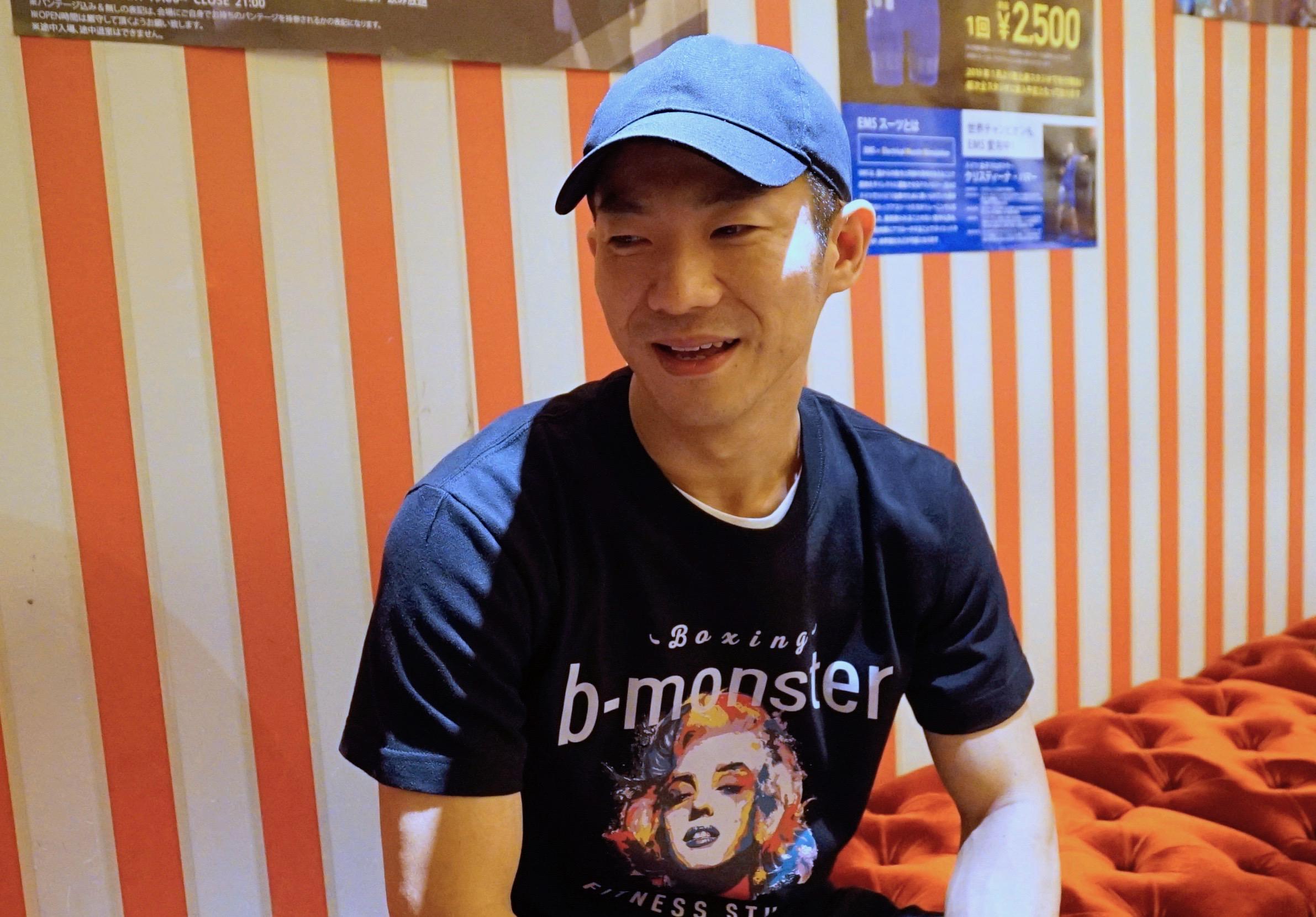 b-monsterインストラクターRoKiのインタビュー