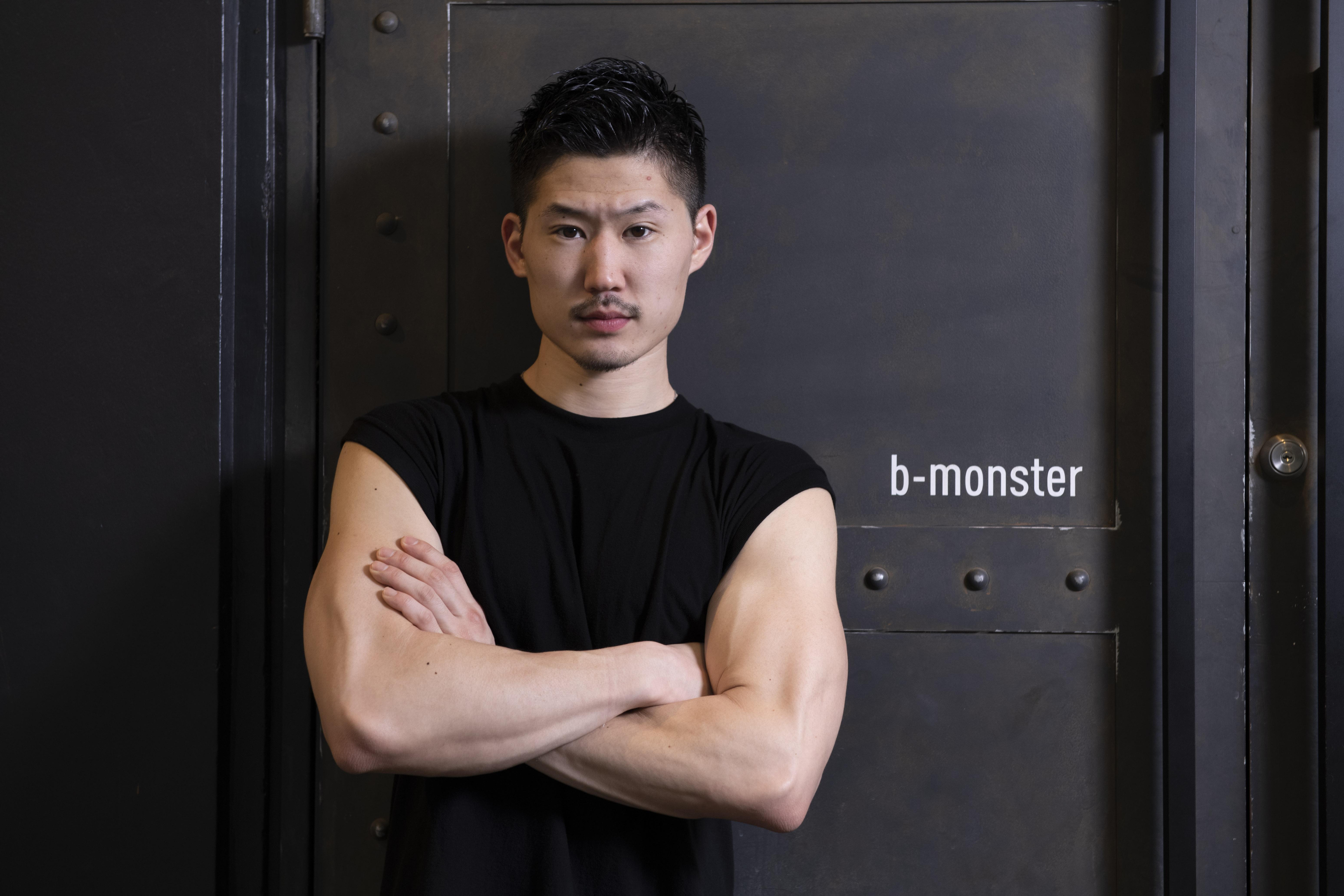 b-monsterインストラクターSHINのインタビュー